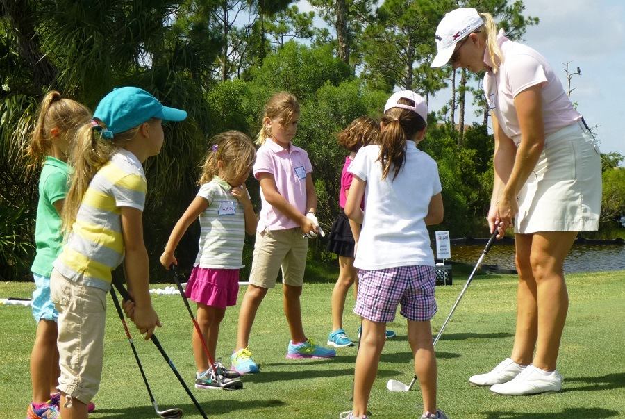kids golf lessons near me