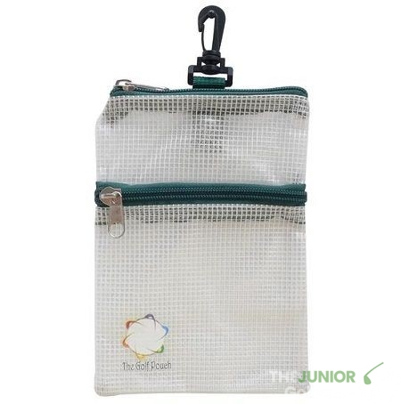 Green Golf Pouch Bag
