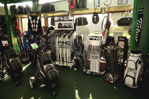 Junior golf introduction and equipment