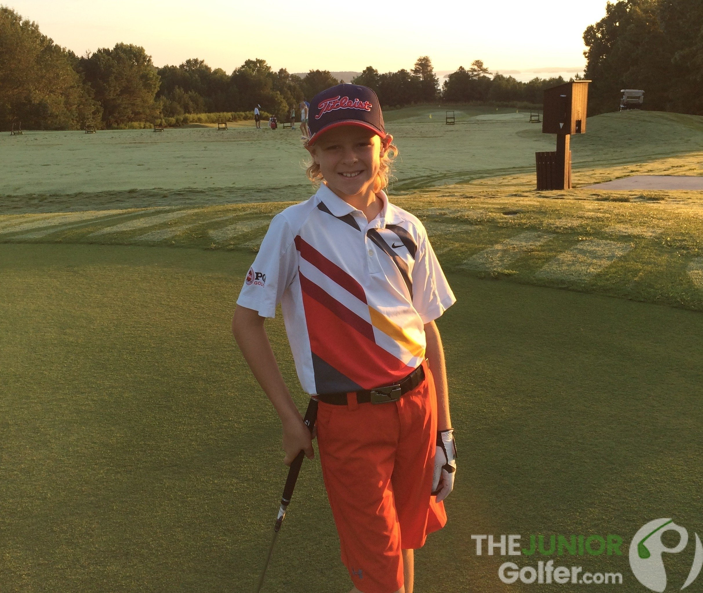 Junior Golfer Clothing Shorts