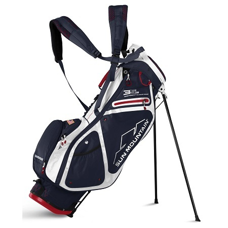 Sun Mountain 2017 3.5 LS Stand Golf Bag Best Junior Golf Bag thejuniorgolfer