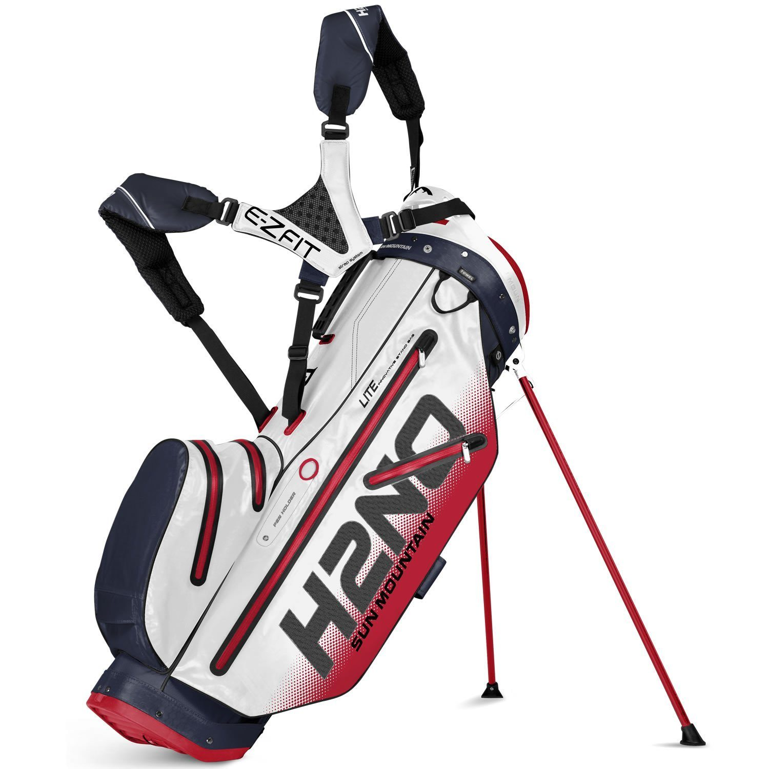H2NO Sun Mountain Water Proof Junior Golf Bag thejuniorgolfer