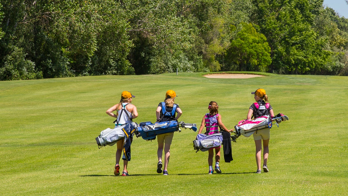best junior golf bag for walking