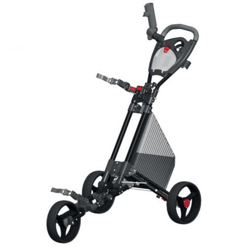 spiin it golf cart, best push golf cart for junior golfers