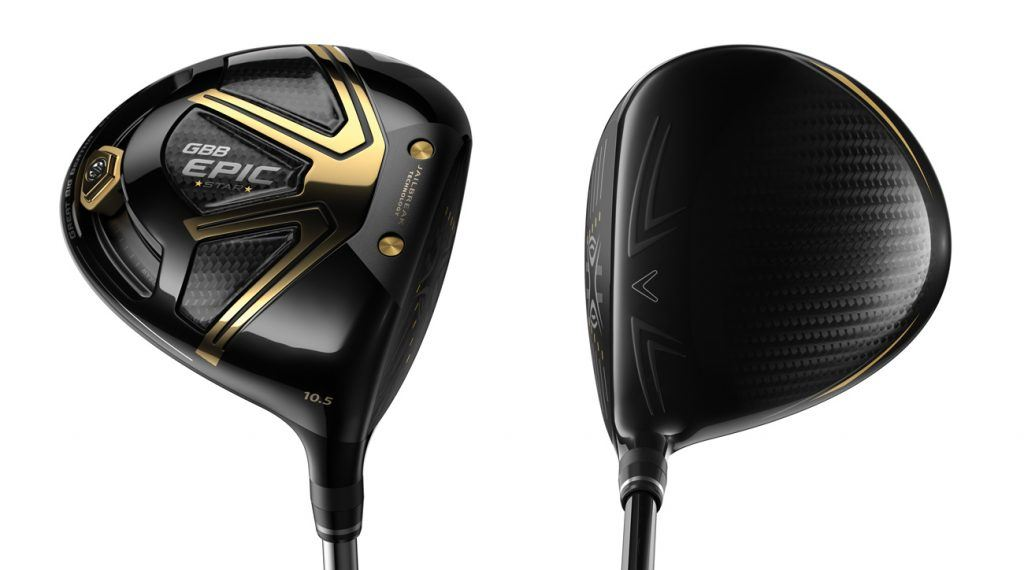 Callaway GBB Epic Star Driver Best junior golf drivers for Junior Golfers