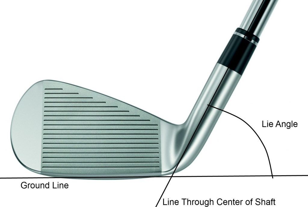 junior golf club fitting lie angle