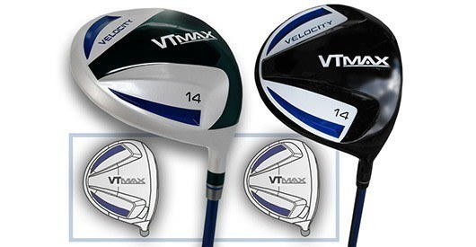 vt max flynn golf driver bottom