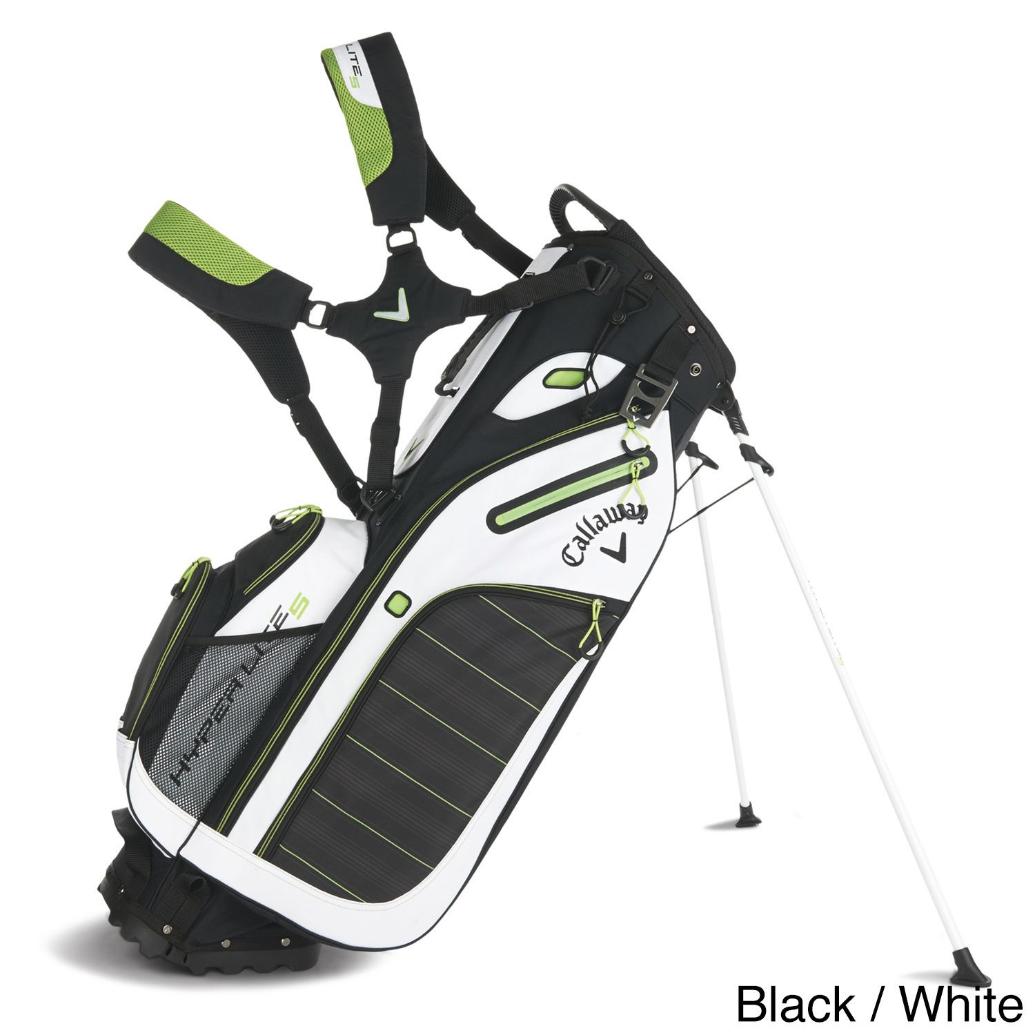 callaway hyper-lite-5-stand-bag junior golf bag