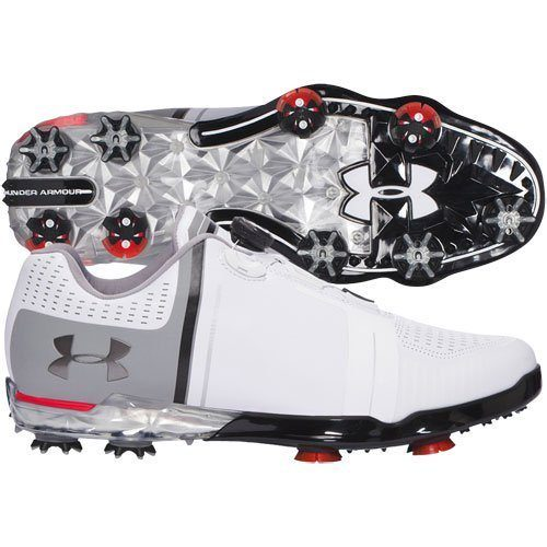 UA kids golf shoes