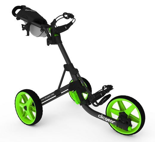 Clickgear 3.5 junior golf push cart