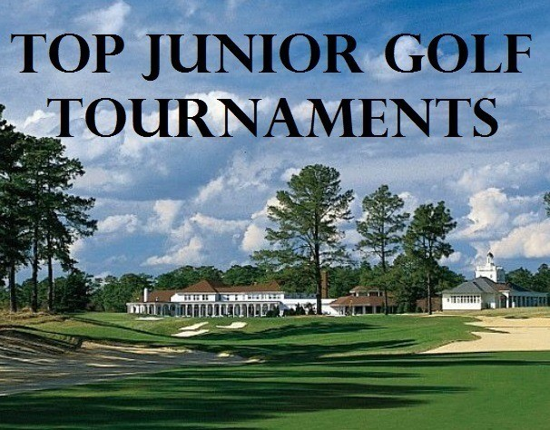 Top Junior Golf Tournaments