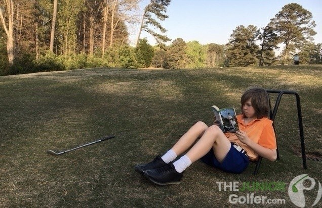 books and movies for junior golfers