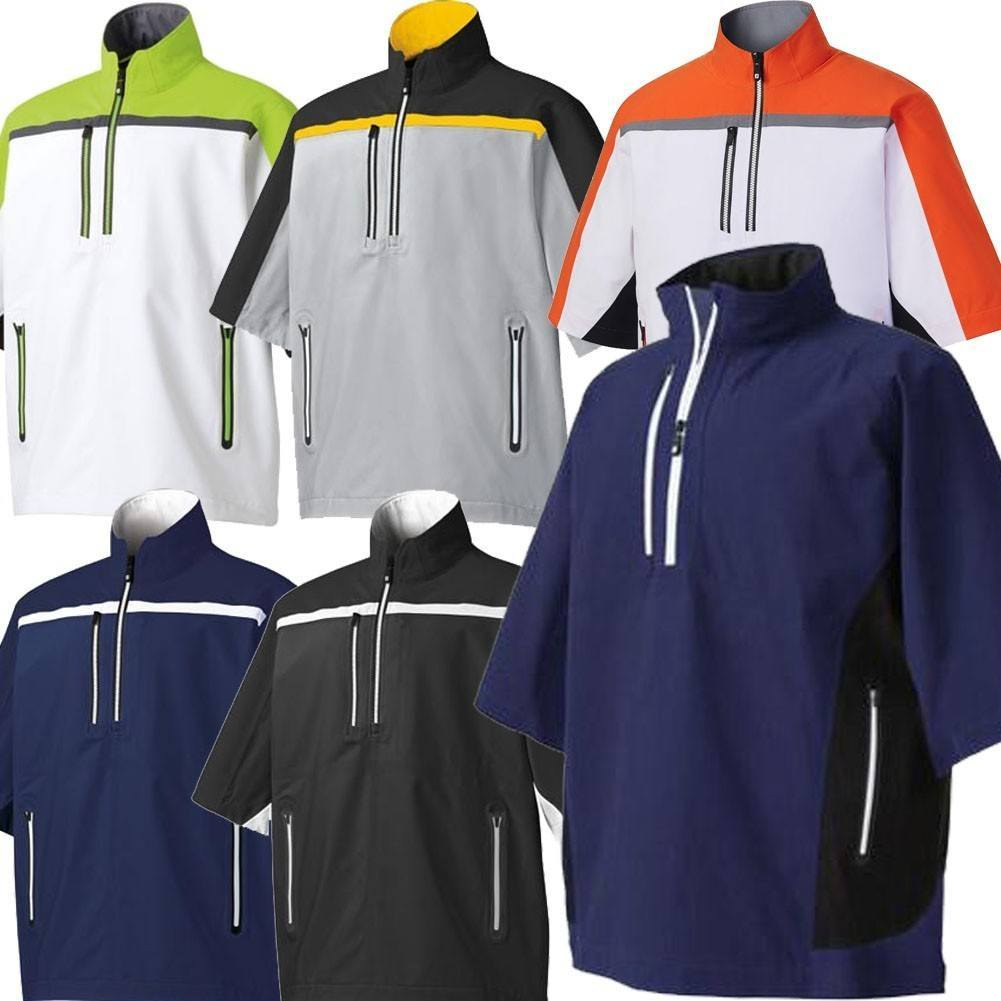 FootJoy Junior Golf Rain Top