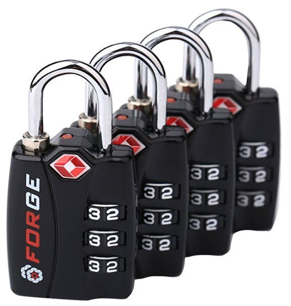 TSA lock for golf travel