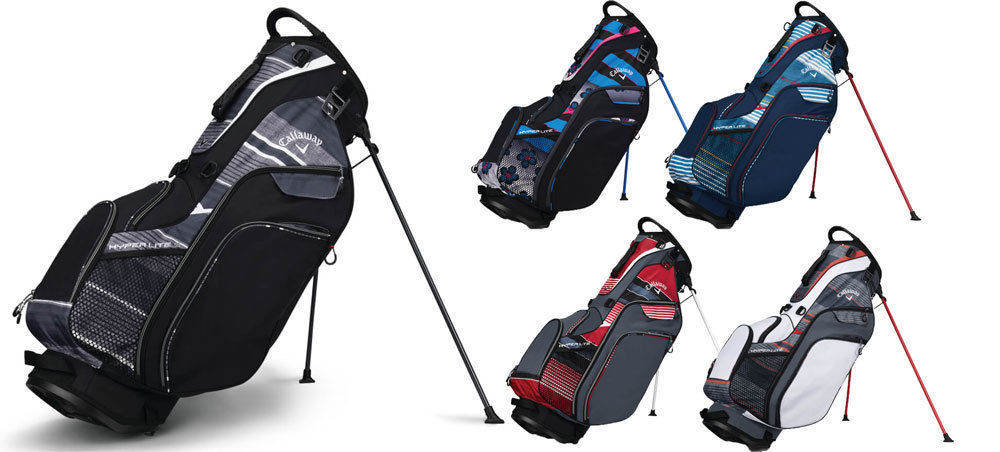 callaway hyperlite five stand bag junior