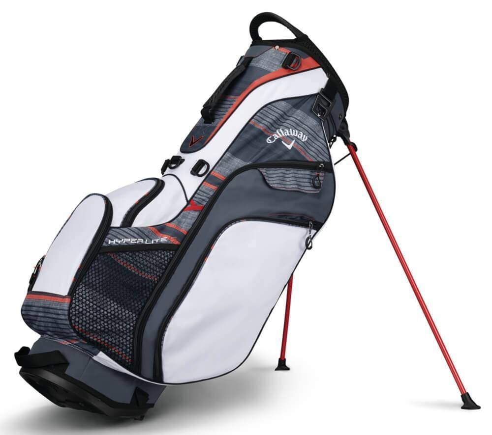 junior callaway hyperlite five stand bag