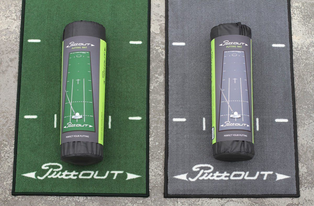 PuttOut Golf Training Mat