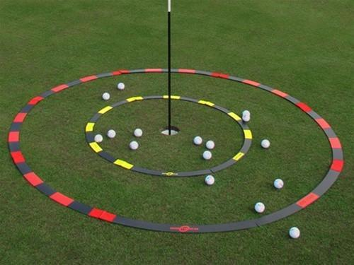eyeline golf chipping putting circles best golf training aid for juniors