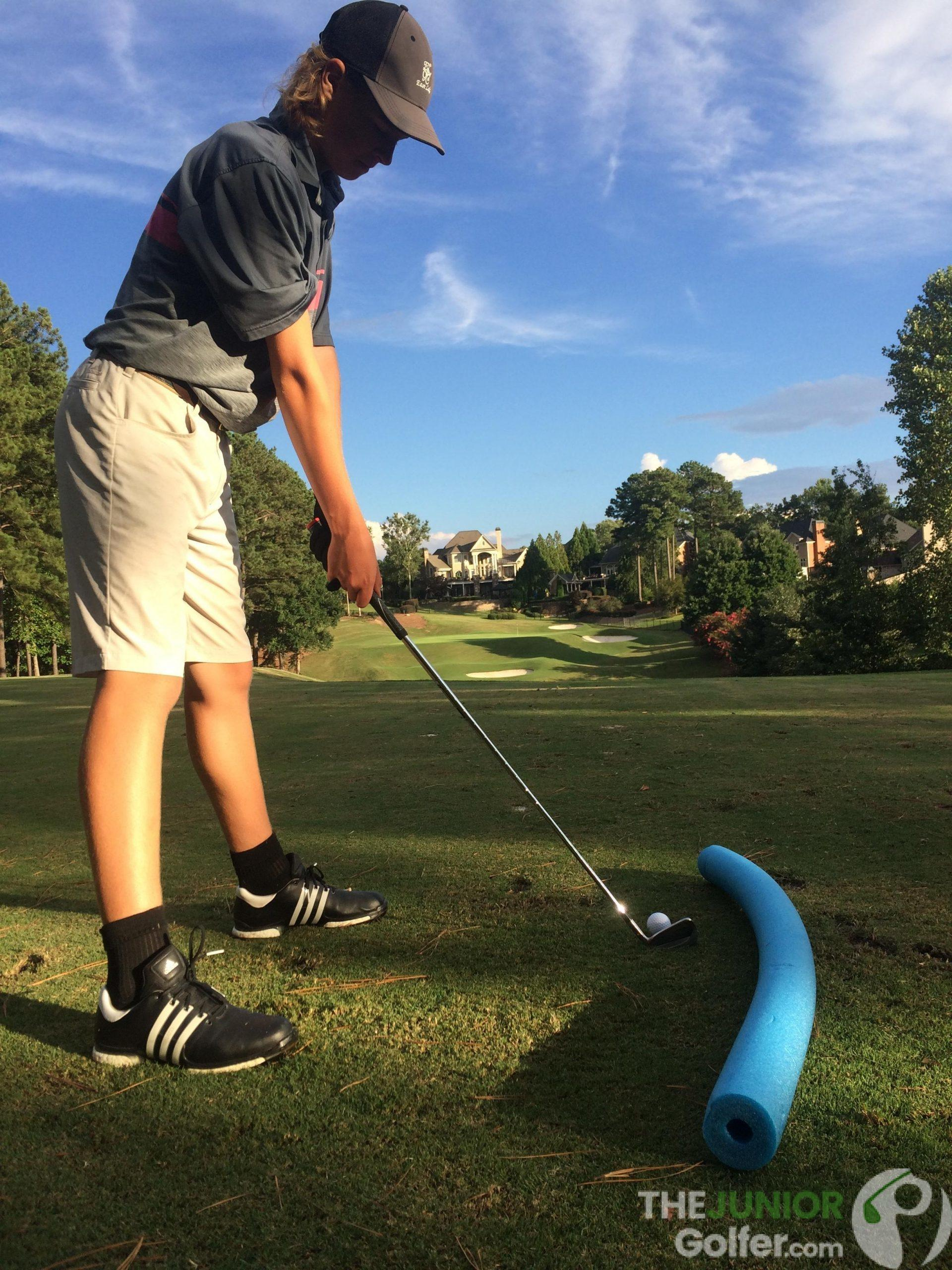 best golf training aids for juniors diy