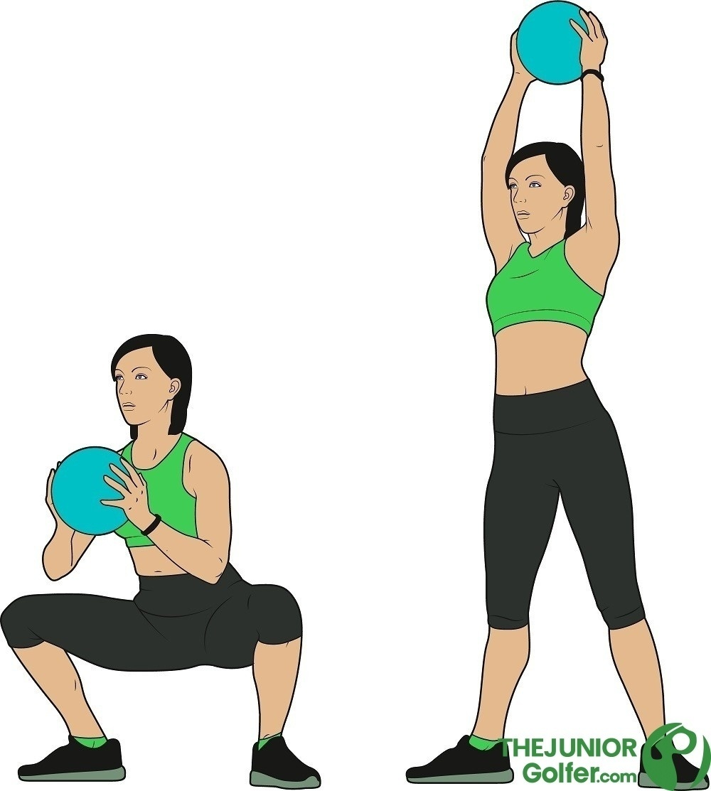golf workout program