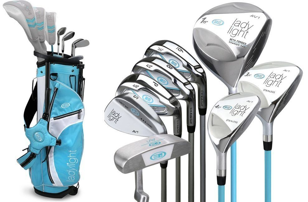 golf clubs for teenage girls