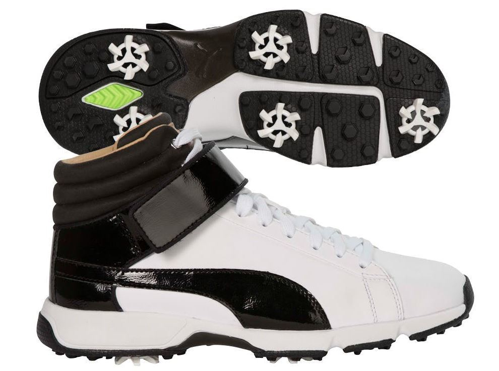 PUMA Kids Hi-Top Golf Shoes