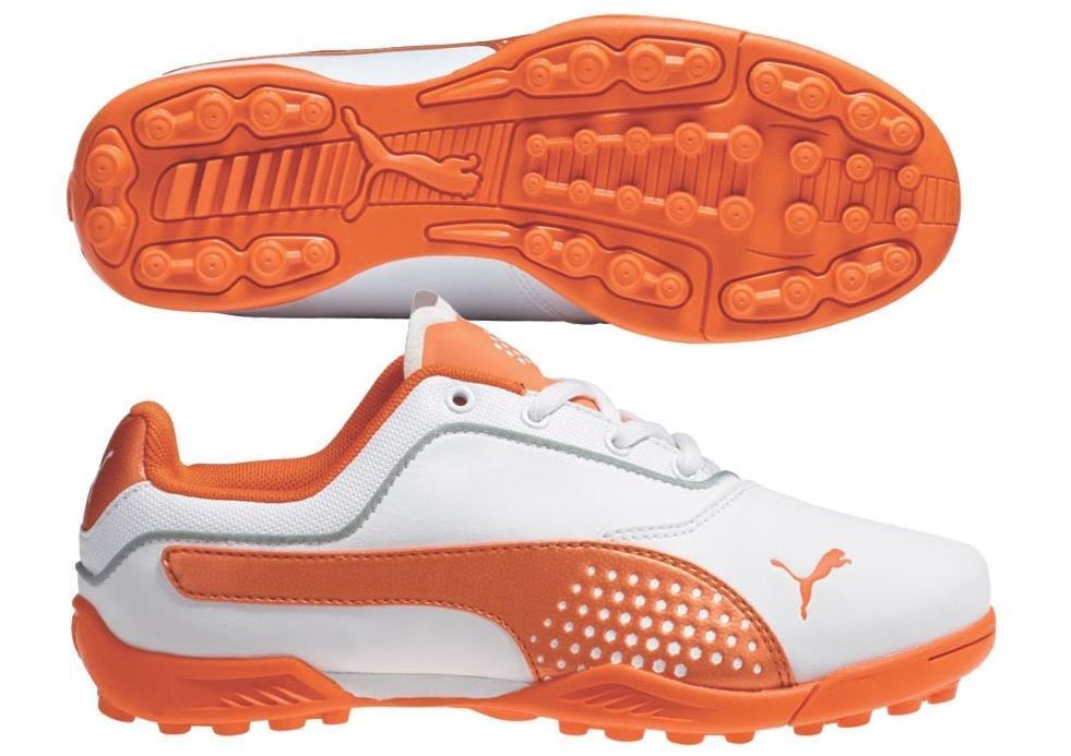 Puma kids golf shoes