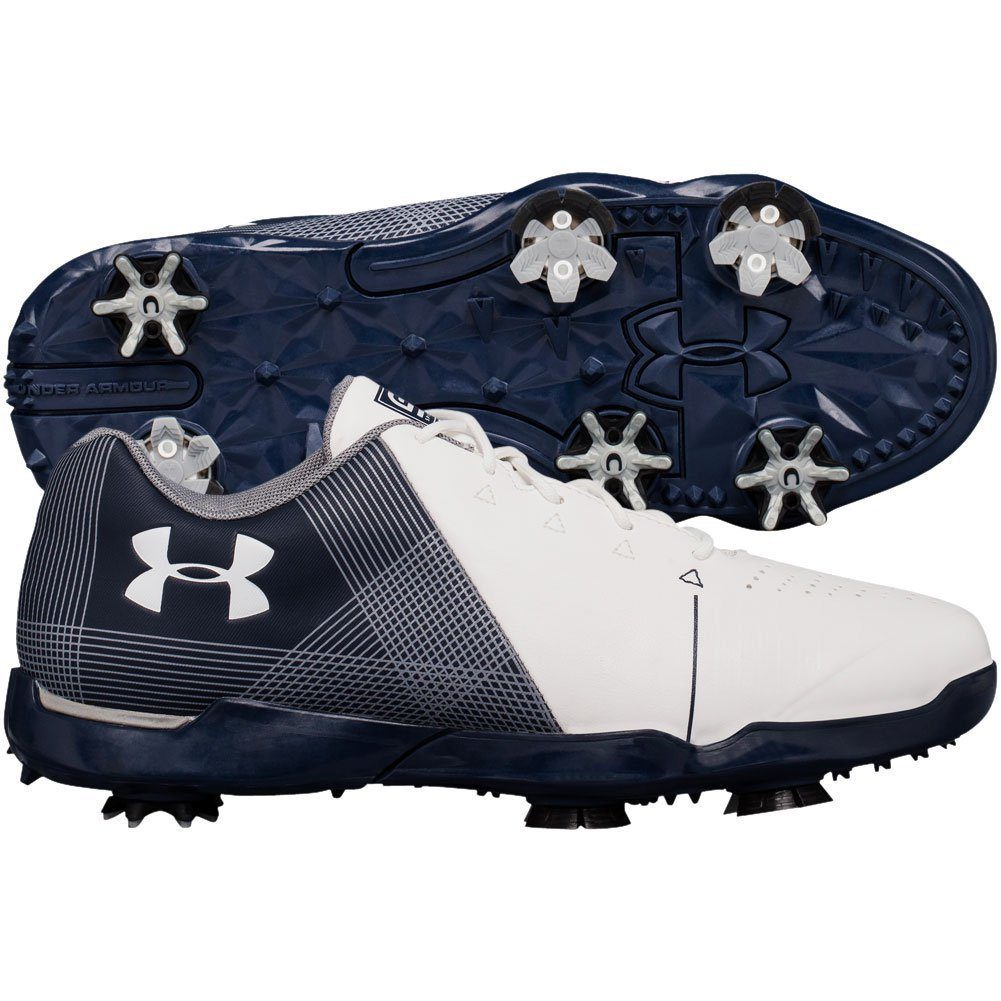 UA spieth kids golf shoes