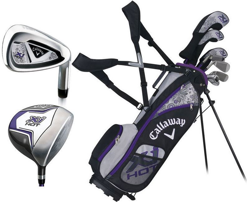 callaway girls golf clubs
