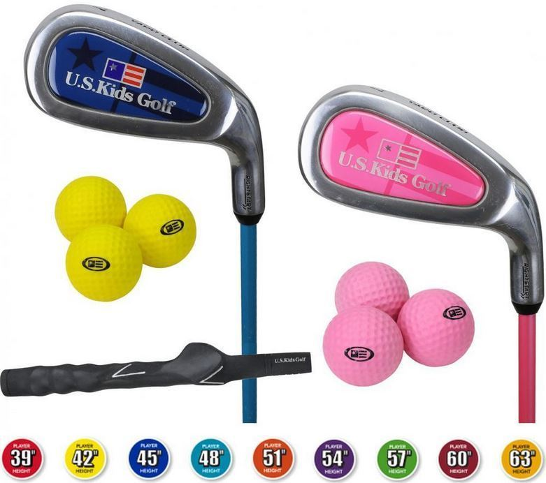 beginner girls golf clubs