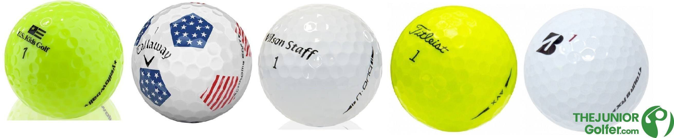 low compression golf ball