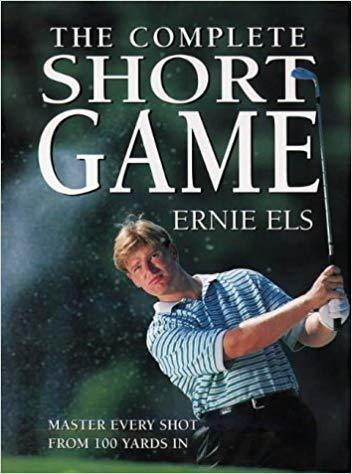 ernie els  short game book
