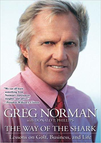greg norman golfing great