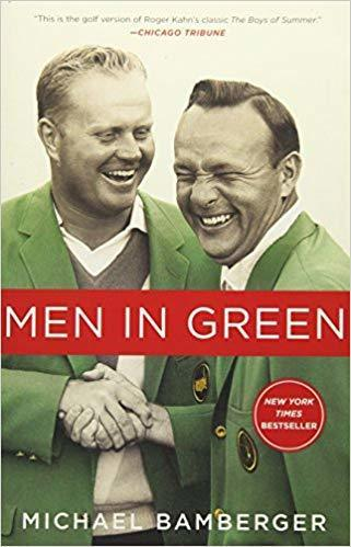 jack and arnie men in green