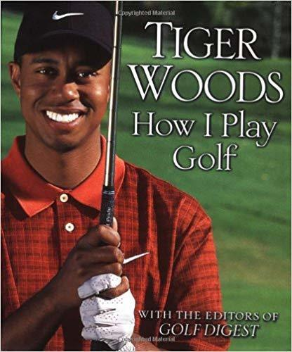 tiger woods golfing greats