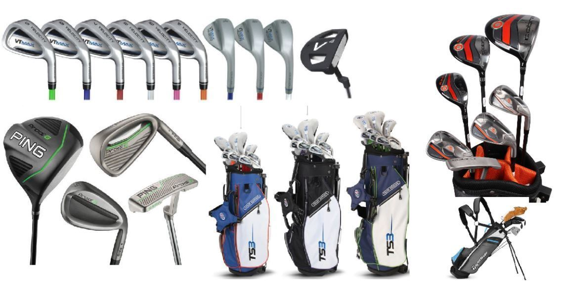 best kids golf clubs
