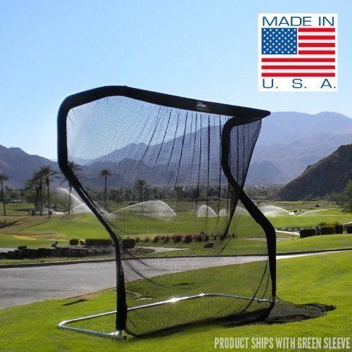 net pro return golf hitting net