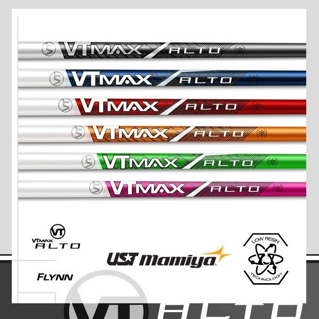 VTMAX ALTO Shafts