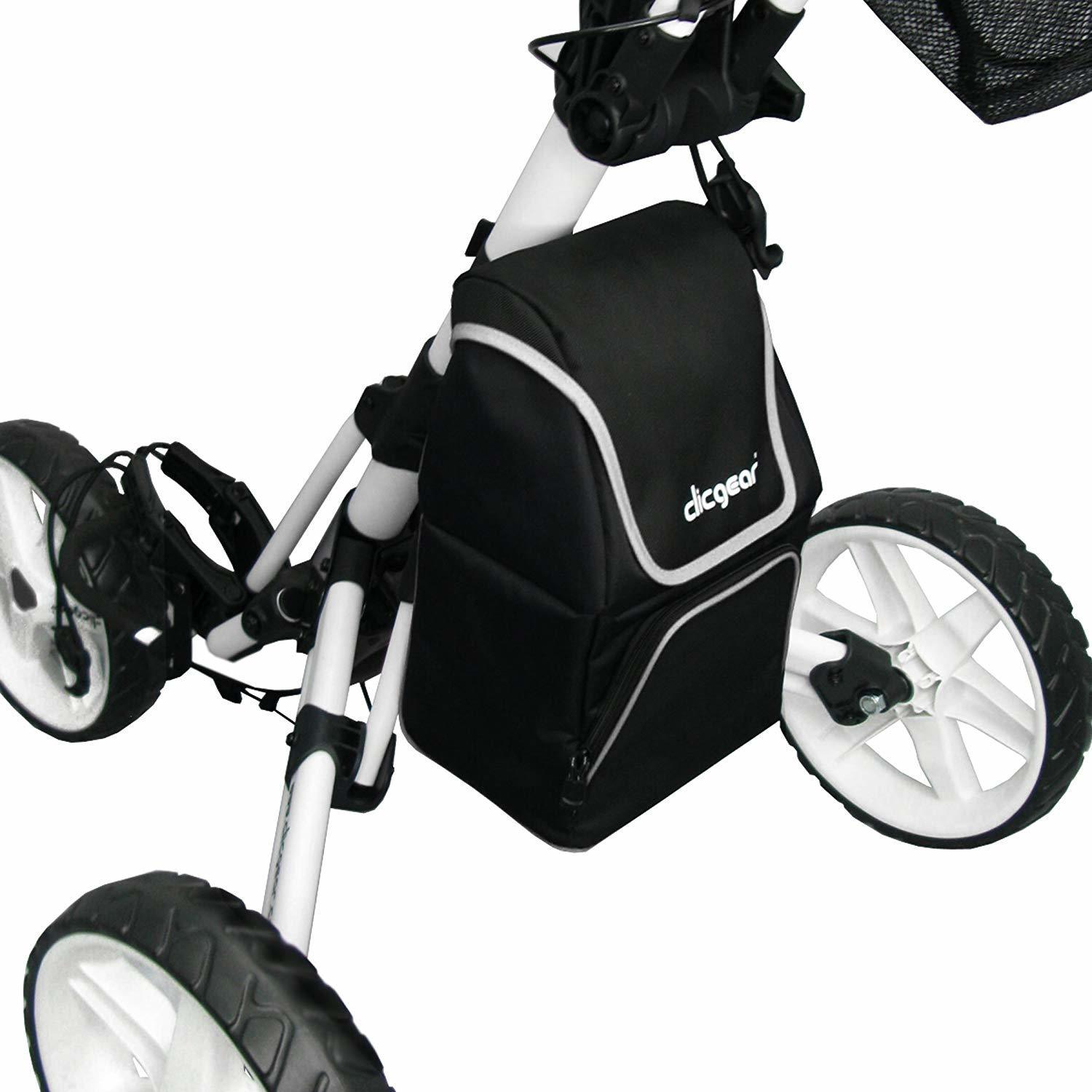 best golf cooler push cart
