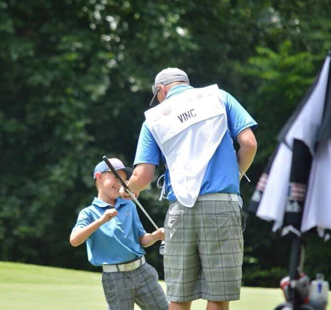 caddy course for parents