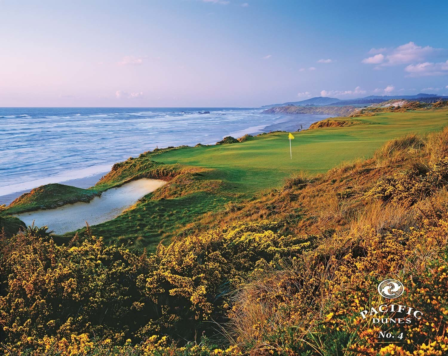 bandon dunes family golf