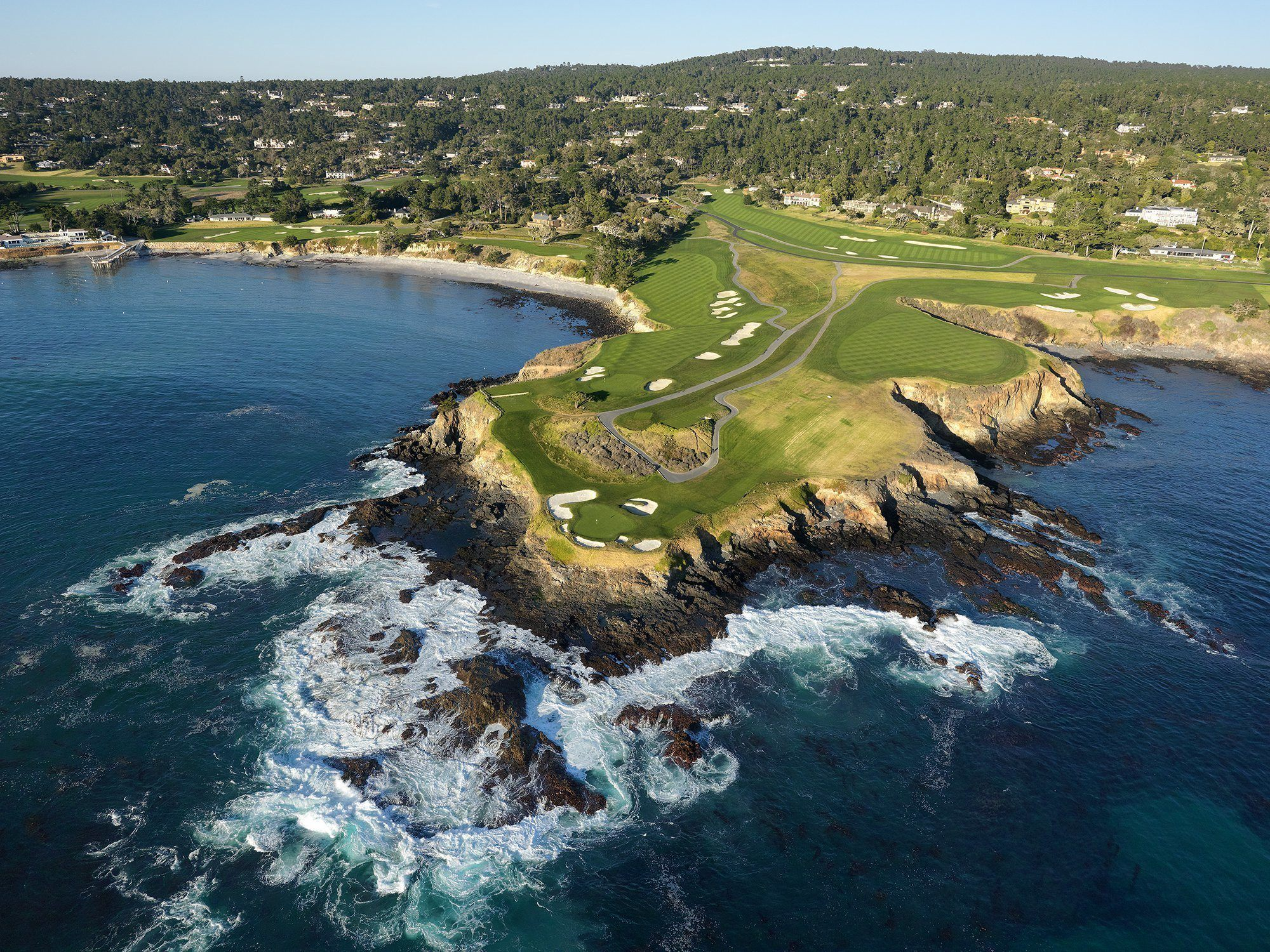 pebble beach junior rates