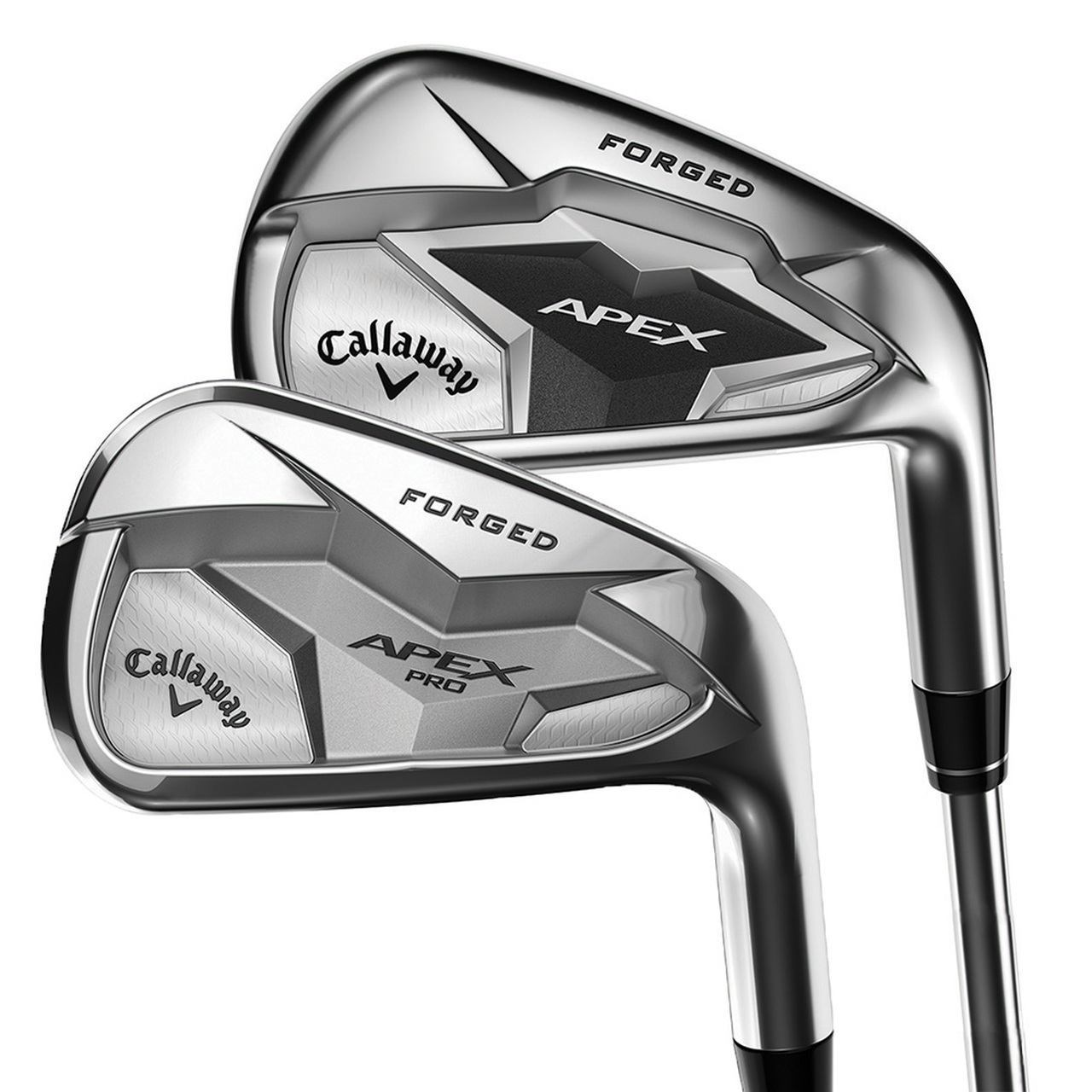 Callaway apex 19 and apex pro irons