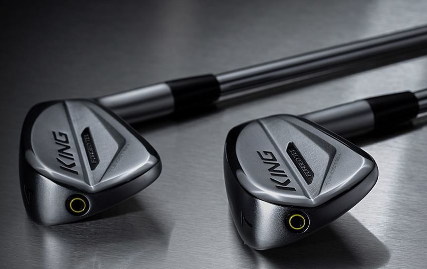 Cobra king forged tec irons 2020 junior