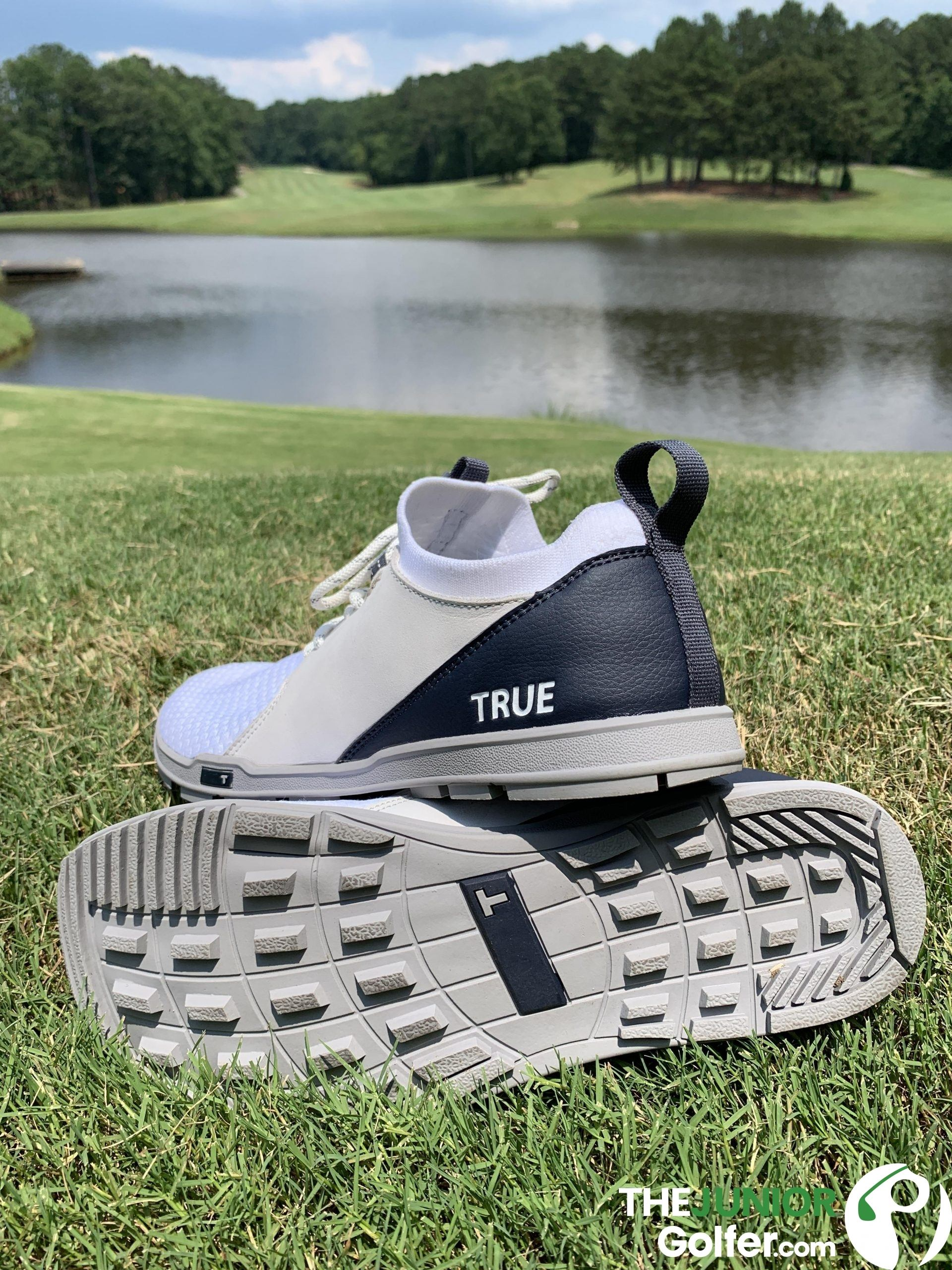 junior golf shoes true links