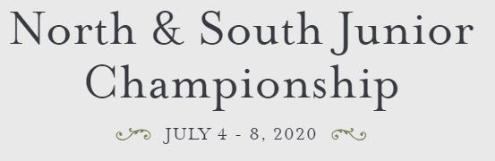North & South Junior Golf Champioships