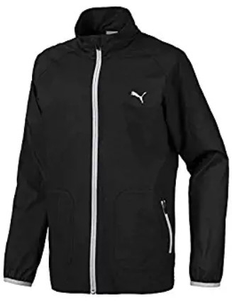 PUMA Golf Boys 2019 Wind Jacket