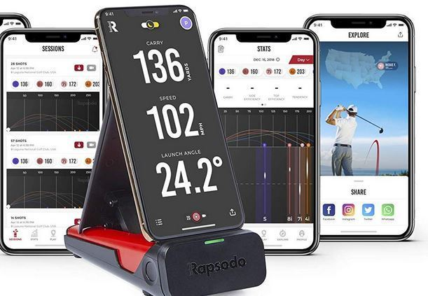 Rapsodo Golf Launch Monitor