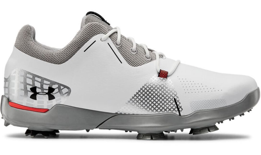 UA Spieth 4 golf shoes juniors 1