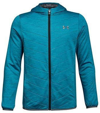 Under Armour Boys  coldgear Reactor Hybrid Jacket